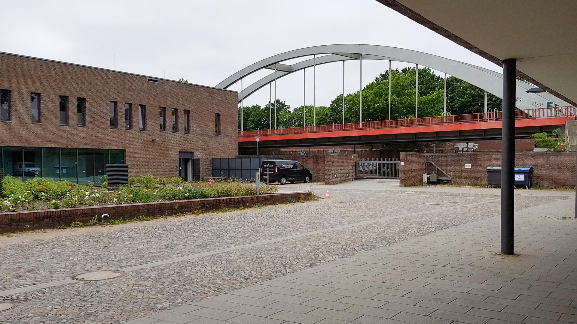 Krematorium Hamburg Ohlsdorf