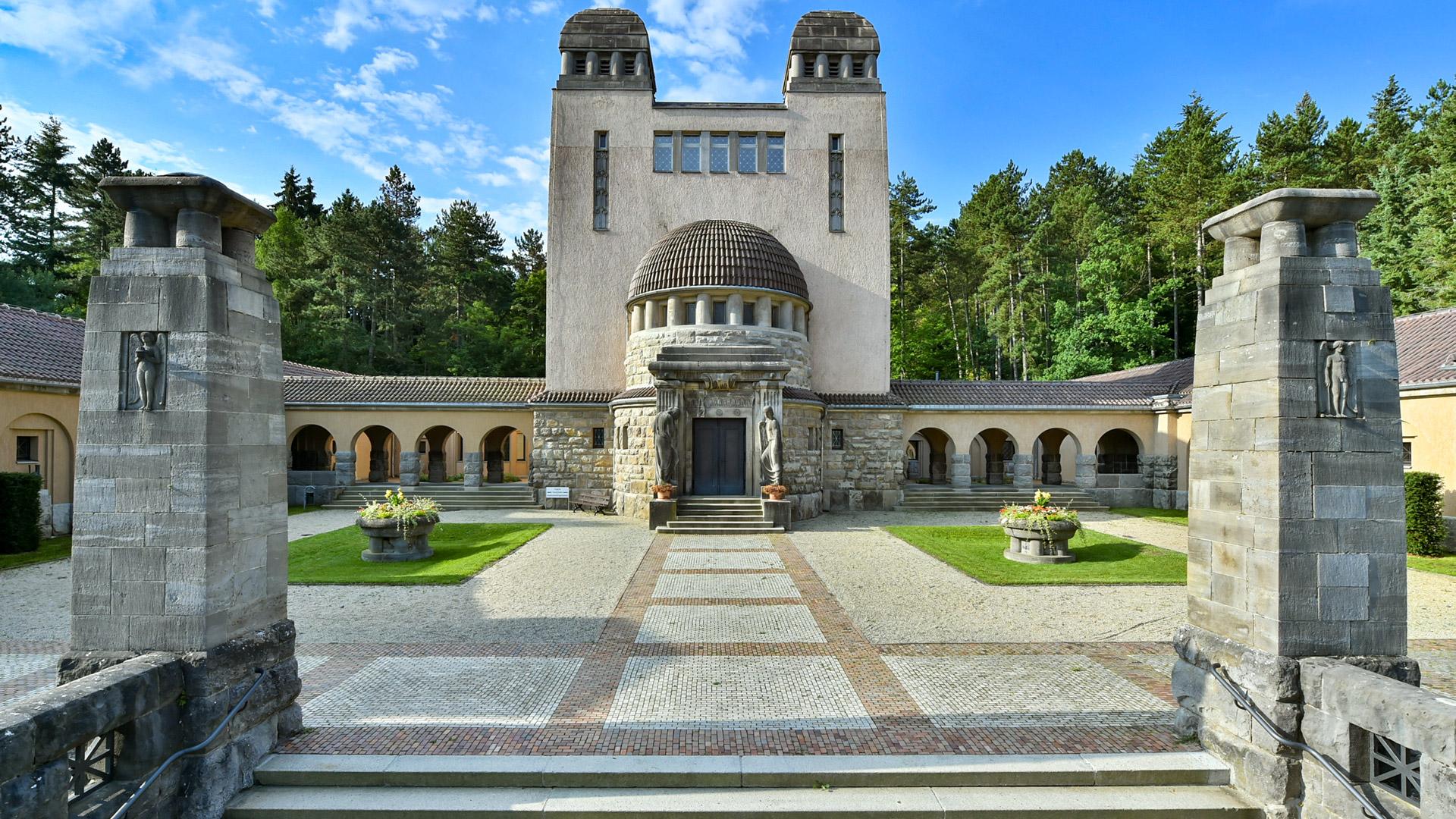 Krematorium Plauen Hof